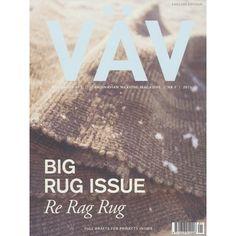Vävmagasinet Scandinavian Weaving Magazine