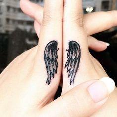 45 Cute Finger Tattoo Ideas and Designs
