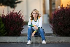 Unique Seniors, Revised session with Kate Brown Photography in downtown Elko, NV!