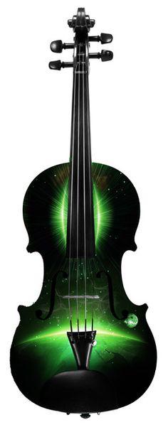 Galaxy Violin, Musiciansfriend, Guitar Center, Rozannasviolins