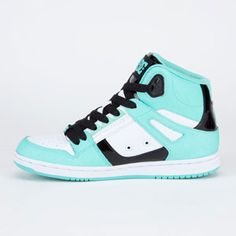 DC SHOES Rebound High Womens Shoes