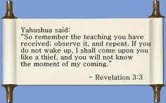 He only comes upon those as a thief in the night when you have not prepared for Him and His return. Keeping His Shabbat every week is only part of the rehearsal and preparation for His regin to come. Reading, studying and learning to keep His Precepts/Torah prepares ones heart for His Kingdom.