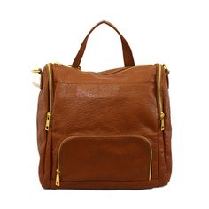 Front Pocket Satchel Bag
