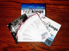See High Kings in concert