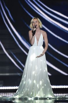 Shine on, sweet Eurovision contestants. | These Are The Most Exquisite Fashions At This Year's Eurovision Song Contest