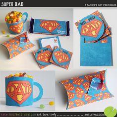 Super Dad - Printables...