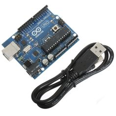 Interactive Media Arduino UNO ATmega328P-PU Chip Microcontroller USB ---- HEY HEY!!!  For more COOL ARDUINO stuff, check out http://arduinohq.com