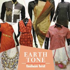 """The New Weekly Highlight from Fashion First Jakarta """"Earth Tone"""""""