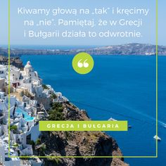 Kiedy i jak kiwać głową? Wydawałoby się oczywiste, jednak nie w każdym kraju :)  #Grecja #Bułgaria #Greece #tak #nie #yes #no #against #przeciwieństwa #obyczaje #traditionals #head #inaczej #differently #conversely #holiday #culture #counterculture  # stiff # inconsistent  #sprzeczność