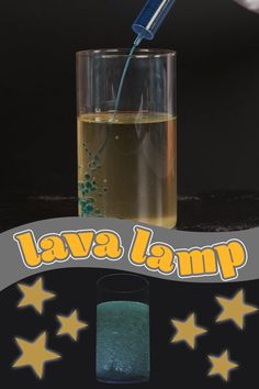 DIY Lava Lamp – A Great Science Experiment for Toddlers and Preschoolers A simple and fun science experiment and craft for toddlers and preschoolers. Teach them all about action and reaction when combining ingredients! Science Experiments For Preschoolers, Science Projects For Kids, Science Activities For Kids, Cool Science Experiments, Fun Crafts For Kids, Science For Kids, Summer Science, Fair Projects, Science Education