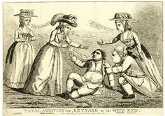 1784 Satire