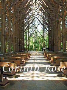 Arkansas Glass Chapels | Corinth Rose