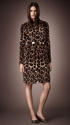 Burberry Prorsum Womenswear Autumn/Winter 2013 Show