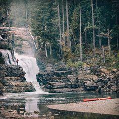 Myra Falls in Strathcona Provincial Park on Vancouver Island.  Photo: @graeme_o via Instagram #exploreBC #explorecanada
