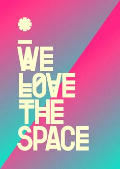we love the space! Odyssea 652 Font
