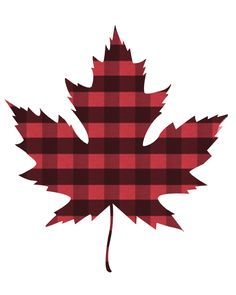 Items similar to Canadian Maple Leaf Print - Lumberjack Flannel - Canada Buffalo Plaid Poster - Canadiana - Made in Canada Canadian Sellers Hipster Rustic on Etsy Buffalo Plaid, Canada Tattoo, Canadian Maple Leaf, Canada Day, Leaf Prints, Backdrops, Christmas Crafts, Creations, Poster