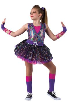 Hip Hop Detail | Dansco - Dance Costumes and Recital Wear