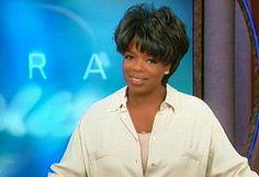 Oprah's hair in 2002