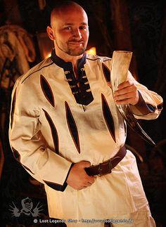 Mittelalter Hemd Tobias