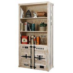 The Attic Nomad Bookshelf