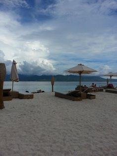 Gili Trawangan , Lombok , Indonesia. Going here at Christmas time! Can't waittttt! :D
