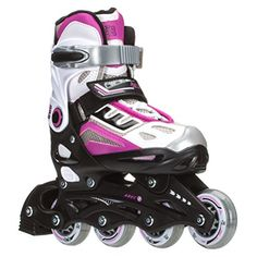 5th Element G2100 Adjustable Girls Inline Skates Y121 *** You can get more details by clicking on the image. (Amazon affiliate link)