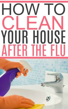 Diy household tips 301600506297168721 - Dealing with a cold or flu at your house? Don't let it spread around your family. Check out these easy tips on cleaning the house after the flu. Source by juliefrugally Household Cleaning Tips, Deep Cleaning Tips, Cleaning Checklist, House Cleaning Tips, Diy Cleaning Products, Spring Cleaning, Cleaning Hacks, Bedroom Cleaning, Arm And Hammer Super Washing Soda