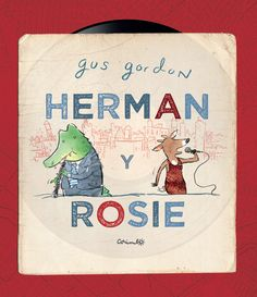 Herman y Rosie· Gus Gordon· Ed. Corimbo