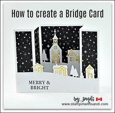 How to Create a Bridge Card