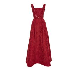 Long Red Evening Dress, Floral Evening Gown, Beaded Evening Gowns, Evening Dresses, Beaded Gown, Long Dresses, Dress Long, Kpop Fashion Outfits, Fashion Dresses