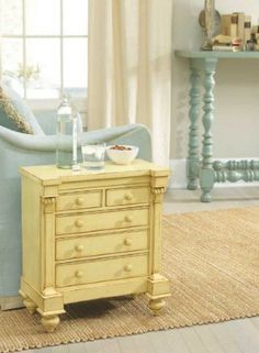 Somerset Bay Lake Lure Chairside Chest Ships Free