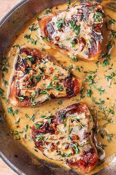 Lamb Chops Marinade, Lamb Loin Chops, Grilled Lamb Chops, Roasted Lamb Chops, Pork Chops Pan Seared, Baked Lamb Chops, Beef Chops, Roast Lamb, Sauce Recipes