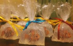 Finding Nemo soaps for Disney Cruise Fish Extenders FE gift exchange