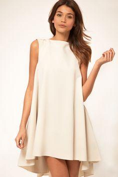 love this ASOS swing dress