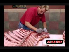 ▶ Whole Cow Processed in under 12 minutes! - YouTube