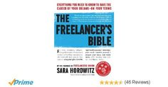 The Freelancer's Bible: Everything You Need to Know to Have the  #camping #freelancewriter http://www.amazon.com/gp/product/076116488X/ref=as_li_tl?ie=UTF8&camp=1789&creative=9325&creativeASIN=076116488X&linkCode=as2&tag=tersimjr-20&linkId=RSFCCYLUQLLH7AMQ&utm_campaign=coschedule&utm_source=pinterest&utm_medium=Terry