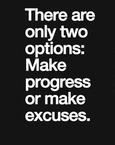 Two Options - Inspirational Quote | Full Dose