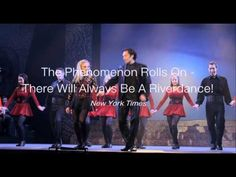Riverdance - The International Irish Dancing Phenomenon