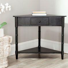 Safavieh Gomez Corner Table - AMH5709B, Durable