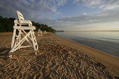 evanston beach