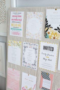 cartons invitation mariage