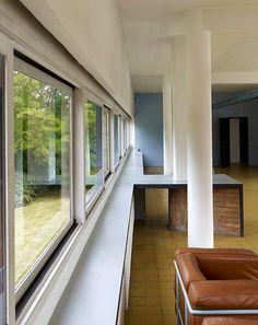 Le Corbusier, Cemal Emden · Ville Savoye