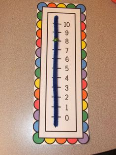 Number line activities are valuable teaching tools for all sorts of math concepts, for both younger students and more advanced learners. Math Classroom, Kindergarten Math, Teaching Math, Teaching Reading, Number Line Activities, Math Activities, Math For Kids, Fun Math, Math Manipulatives