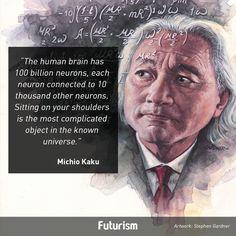 Michio Kaku quote