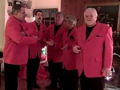 The Sentinels sing White Christmas: A cappella