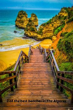 The Algarve region of Southern Portugal is famous for its warm weather and its beaches. The beaches are amazing and in the summer. Tourists who flock to the Algarve for fun in the sun. Towns like Albufeira, Sagres, Faro beach and Lagos explode with touris