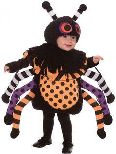 Spider Costume - Kids Costumes