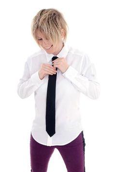 0f65c63d60 Long Sleeve Shirts - Tomboy - Androgynous - Gender Free – GFW Clothing.  Androgynous FashionTomboy FashionWinter ...