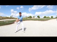 Master distance control from the sand - Gareth Johnston - Today's Golfer - YouTube