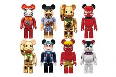 Tokyo Skytree, one of the most iconic observatories in Tokyo, presents an interesting collaboration with Medicom Toys' Bearbrick series for the holiday. Using the Bearbrick as a canvas, the toys have been re-appropriated and re-sized to create the…